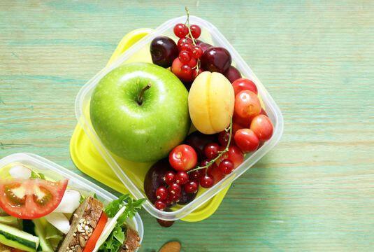 Des fruits faciles à emporter