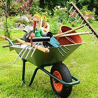 materiel jardinage